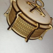 tölgyleveles dobozka-wood- oak leaf box- fa