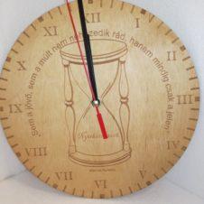 Óra- homokóra- Marcus A. - time-clock- idő