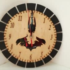 Batman-Óra-Clock- time- idő-super