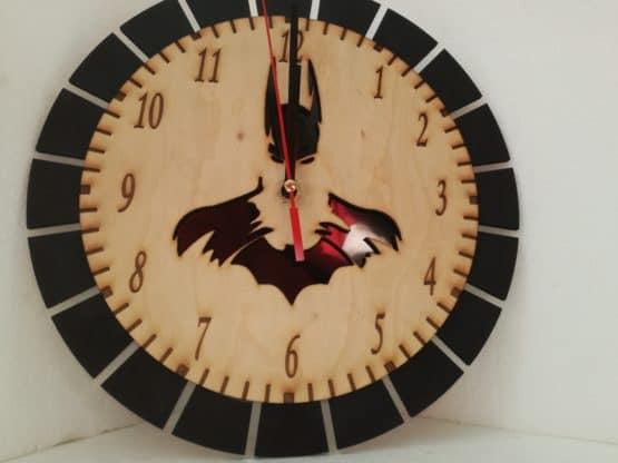 Batman-Óra-Clock- time- idő-super