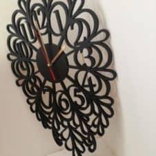 Óra- csipkemintás- exklúzív- szép- elegáns-idő-clock- time