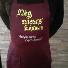 kötény-még nincs kész- szakács-cooking