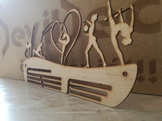 éremtartó-erem-medal-RTG-ritmikus sportgimnasztika-torna-gimnasztika