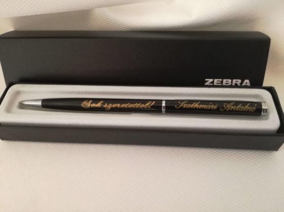 zebra fortia-toll-pen
