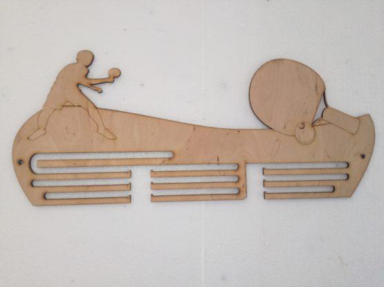 éremtartó-asztalitenisz ping-pong